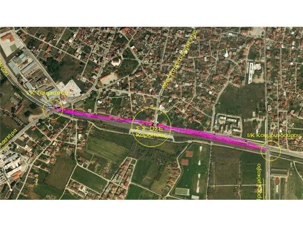 Τον περιφερειακό δακτύλιο Καρδίτσας ολοκληρώνει η Περιφέρεια Θεσσαλίας