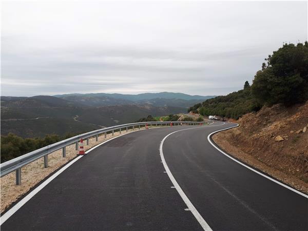 Ολοκληρώθηκε η αποκατάσταση της επαρχιακής οδού Κρανιά – Λουτρό – Άκρη