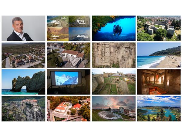 Σε τροχιά ανάπτυξης ο τουρισμός στην Περιφέρεια Θεσσαλίας