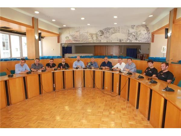 Στη Λάρισα από 14 έως 16 Ιουνίου η α' φάση των πλέι άουτ της Α2 εθνικής κατηγορίας υδατοσφαίρισης