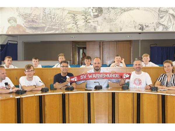 Γερμανούς Αθλητές υποδέχτηκε η Περιφέρεια Θεσσαλίας