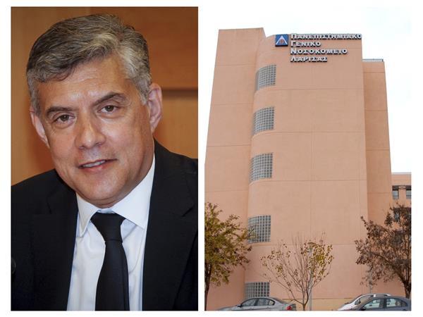 Νέο εξοπλισμό αποκτούν τα χειρουργεία του Πανεπιστημιακού Νοσοκομείου Λάρισας