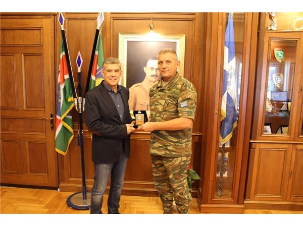 Έργα 5,3 εκατ. ευρώ από το ΕΣΠΑ Θεσσαλίας για την ενίσχυση της 1ης Στρατιάς