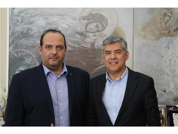 Αναβαθμίζεται ενεργειακά από την Περιφέρεια Θεσσαλίας το κτίριο του Τεχνικού Επιμελητηρίου (ΤΕΕ) Κεντρικής και Δυτικής Θεσσαλίας στη Λάρισα