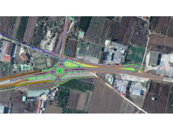 Υπογράφεται η σύμβαση κατασκευής του κυκλικού κόμβου στον Τύρναβο