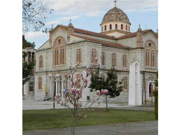 Τον Ιερό Ναό Κοιμήσεως της Θεοτόκου στον Αμπελώνα συντηρεί η Περιφέρεια Θεσσαλίας