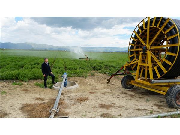 Παρέμβαση Κ. Αγοραστού για τα μεγάλα αρδευτικά έργα του Υπουργείου Αγροτικής Ανάπτυξης στη Θεσσαλία