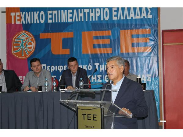 Κραυγή αγωνίας για τον Αχελώο - Αλλαγή νομοθεσίας για την ταχύτερη υλοποίηση των έργων ζήτησε ο K. Αγοραστός