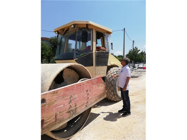 Νέο έργο αγροτικής οδοποιίας χρηματοδοτεί η Περιφέρεια Θεσσαλίας στο Σέσκλο του Δήμου Βόλου