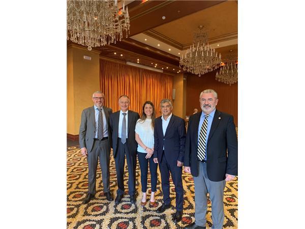Ο Περιφερειάρχης Θεσσαλίας Κώστας Αγοραστός στη συνάντηση εργασίας του ΟΟΣΑ στα Γιάννενα: «Η ανάπτυξη δεν είναι μόνο θέμα οικονομίας, είναι και ισχυρό μέσο προώθησης της Δημοκρατίας»