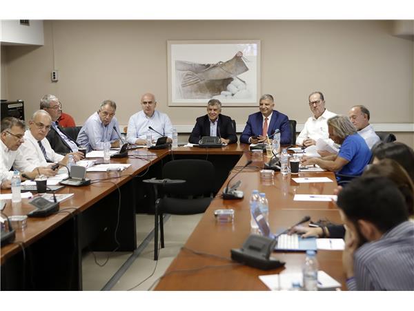 Ο Περιφερειάρχης Θεσσαλίας και Πρόεδρος της ΕΝΠΕ Κώστας Αγοραστός: Το προσφυγικό είναι ευκαιρία να διεκδικήσουμε από την Ευρώπη χρηματοδότηση και για την κοινωνική πρόνοια των Ελλήνων