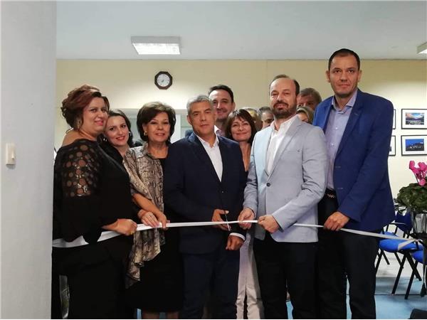 Ο Περιφερειάρχης Θεσσαλίας Κώστας Αγοραστός στα εγκαίνια του Κέντρου Κοινότητας στο Μουζάκι: «Νιώθουμε τις ανάγκες της κοινωνίας και κάνουμε περισσότερα για όσους έχουν λιγότερα»