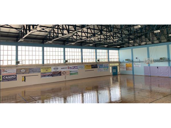 Εντός των ημερών ολοκληρώνονται οι εργασίες ανακαίνισης των κλειστών γυμναστηρίων Αγιάς, Τυρνάβου και Φαλάνης από την Περιφέρεια Θεσσαλίας