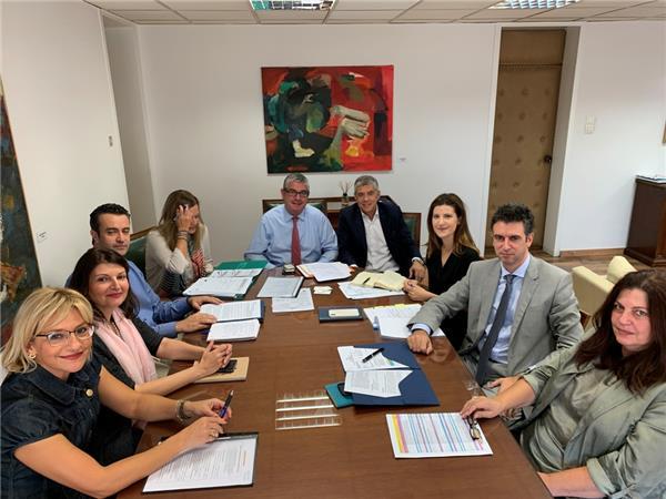 Ριζοσπαστική αλλαγή διαδικασιών για τη γρήγορη υλοποίηση των έργων του ΕΣΠΑ στην Περιφέρεια Θεσσαλίας