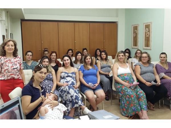 Σεμινάρια από την Περιφέρεια Θεσσαλίας και ενημερωτικές δράσεις για τον μητρικό θηλασμό