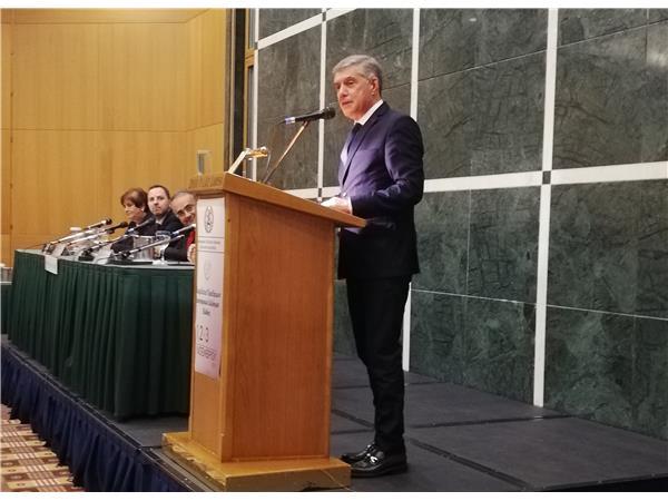 Κώστας Αγοραστός στην Ολομέλεια των Δικηγορικών Συλλόγων της Ελλάδας: «Η χώρα χρειάζεται να θωρακιστεί με καλούς νόμους που να στηρίζουν το συμφέρον των πολλών»