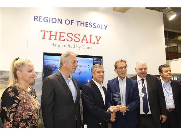 Χιλιάδες επισκέπτες, 136 επαγγελματίες του τουρισμού και 87 συναντήσεις b2b στο περίπτερο της Περιφέρειας Θεσσαλίας στη Philoxenia