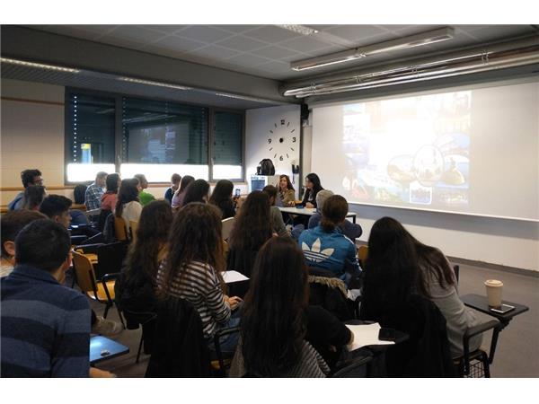Ημερίδα ενημέρωσης σχετικά με την κινητικότητα ERASMUS+ για σπουδές και πρακτική άσκηση