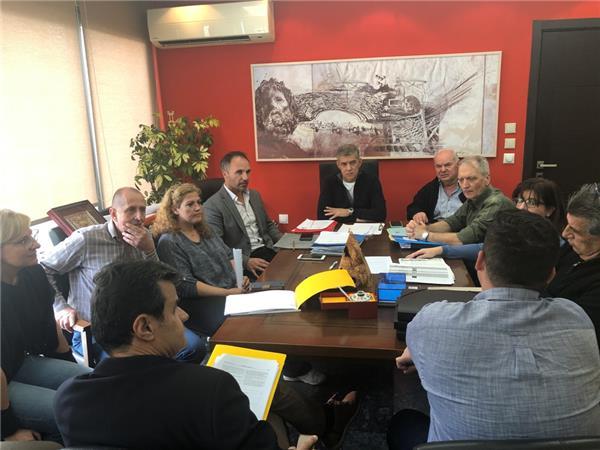 Εργοτάξιο η Λάρισα με 160 έργα υπό εξέλιξη και σε φάση δημοπράτησης