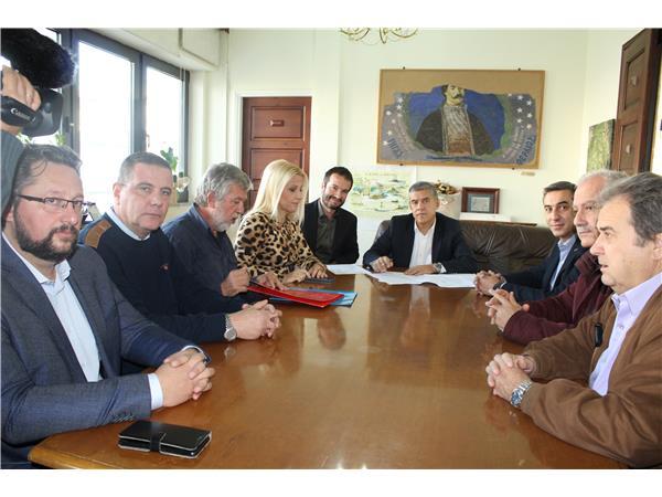 Αποκαθιστά με 1,5 εκατ. ευρώ το οδικό τμήμα Μακρυράχη – Ανήλιο η Περιφέρεια Θεσσαλίας