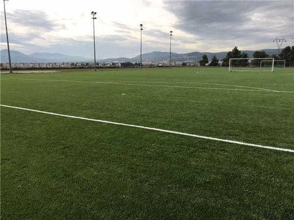 Ολοκληρώθηκαν από την Περιφέρεια Θεσσαλίας τα έργα στο γήπεδο Σαρακηνού