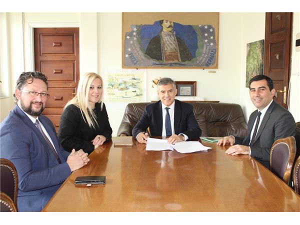 Νέα σημαντικά έργα ύδρευσης και αποχέτευσης συνολικού προϋπολογισμού 4,7 εκατ. ευρώ για τη Σκιάθο