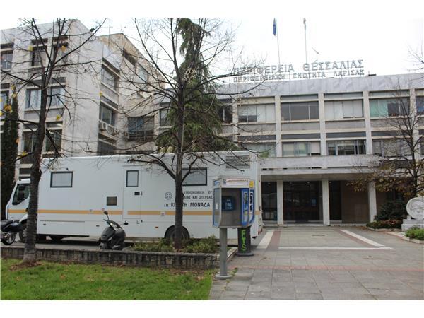 Πρόγραμμα Πρόληψης Δημόσιας Υγείας της Περιφέρειας Θεσσαλίας από τις Κινητές Μονάδες της 5ης ΥΠΕ