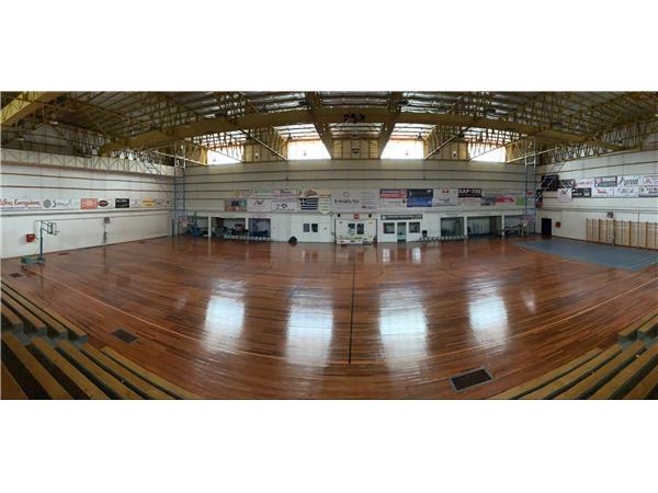 Ένα ασφαλές και λειτουργικό Κλειστό Γυμναστήριο παρέδωσε στον Τύρναβο η Περιφέρεια Θεσσαλίας