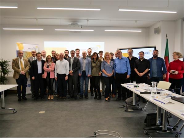 Συμμετοχή της Περιφέρειας Θεσσαλίας στο Τελικό Συνέδριο στου έργου Interreg Europe - IINNOPROVEMENT