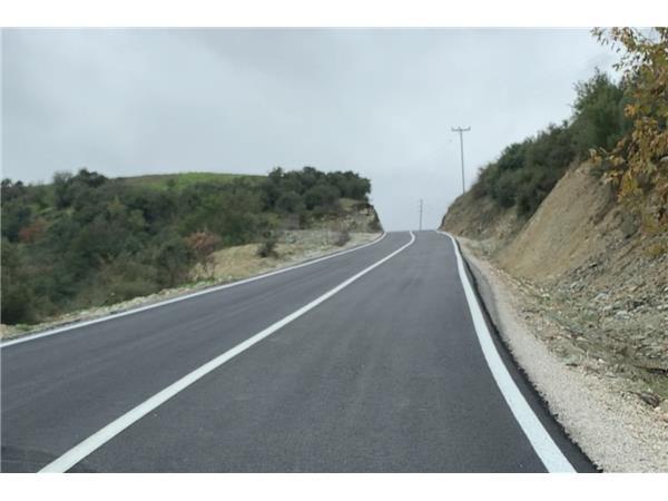 Ολοκληρώθηκε η κατασκευή του οδικού τμήματος Κουτσούφλιανη έως τον δρόμο Βλαχογιαννίου – Αγριελιάς