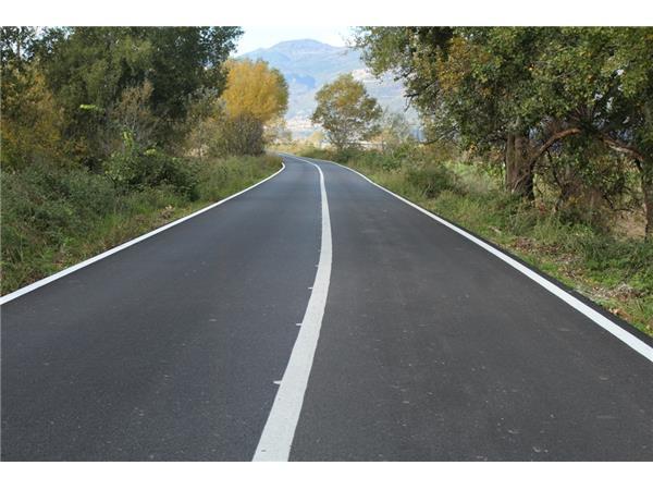 Ολοκληρώθηκαν οι εργασίες βελτίωσης του δρόμου Πυργετού – Παλαιόπυργου
