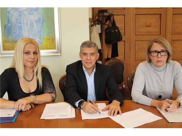 Υπογράφηκε η προγραμματική σύμβαση για τον εντοπισμό της προέλευσης των οσμών στο Βόλο με το Πιστοποιημένο Εργαστήριο του ΑΠΘ