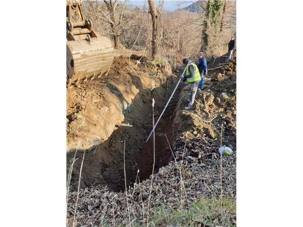 Ξεκίνησαν από την Περιφέρεια Θεσσαλίας οι εργασίες αποκατάστασης του δρόμου Μελιβοίας - Παλιουριάς