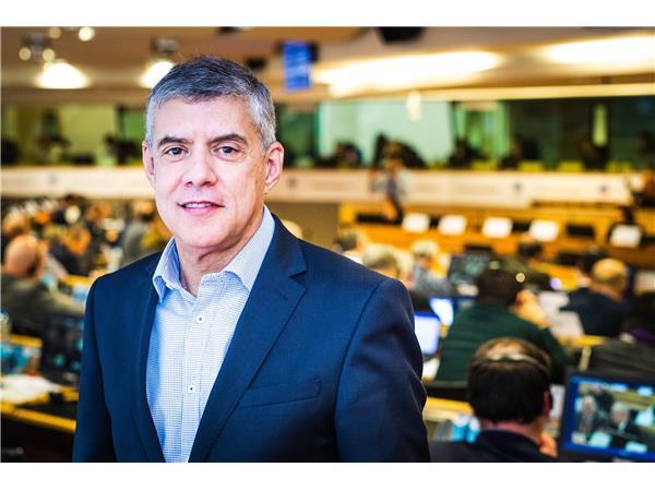 Ο Περιφερειάρχης Θεσσαλίας Κώστας Αγοραστός στις Βρυξέλλες για την έκτακτη συνεδρίαση της ομάδας του Ευρωπαϊκού Λαϊκού Κόμματος