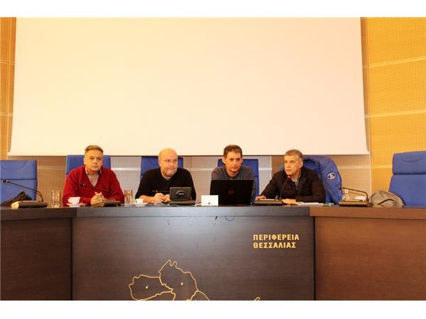 Ενημερωτική εκδήλωση στην Περιφέρεια Θεσσαλίας για το νέο ευρωπαϊκό κανονισμό φυτοϋγείας