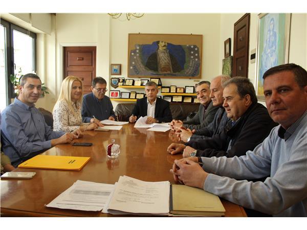 Θωρακίζεται αντιπλημμυρικά η Σκιάθος με έργο 2,4 εκατ. ευρώ