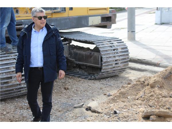 Έργα 530.000 ευρώ για την οδική ασφάλεια στο Δήμο Αγιάς
