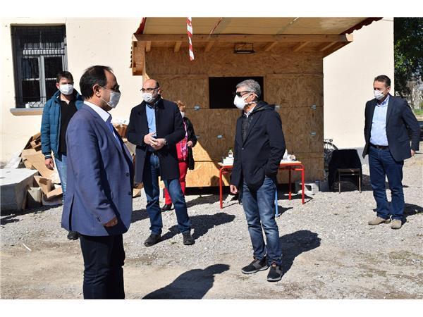 Από το Δήμο Καρδίτσας διανομή τροφίμων πόρτα - πόρτα σε 3000 δικαιούχους