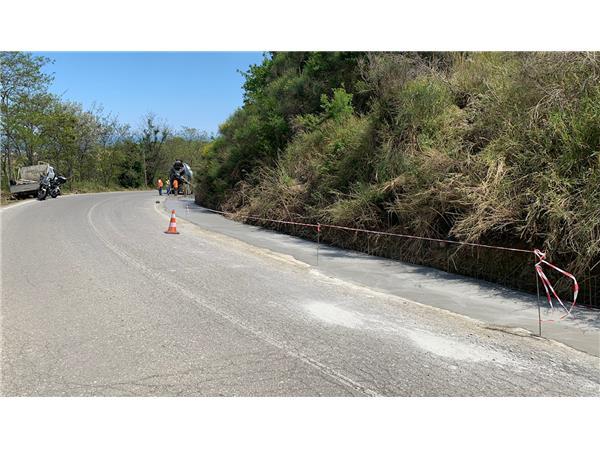 Βελτιώνεται η επαρχιακή οδός που συνδέει τη Λάρισα με τα παράλια της Αγιάς