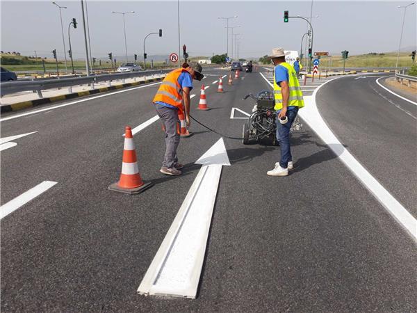 Έργα οδικής ασφάλειας ύψους 1,8 εκατ. ευρώ από την Περιφέρεια Θεσσαλίας στην Π.Ε. Λάρισας