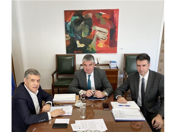 Στο Πρόγραμμα Δημοσίων Επενδύσεων της Περιφέρειας Θεσσαλίας η μελέτη για την παράκαμψη Τρικάλων από Μεγαλοχώρι έως Καλαμπάκα
