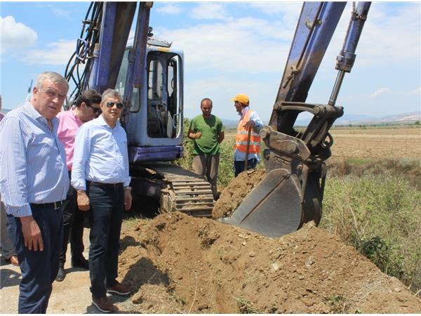 Καθαρίζει πέντε ρέματα συνολικού μήκους 23 χλμ στο Δήμο Κιλελέρ η Περιφέρεια Θεσσαλίας